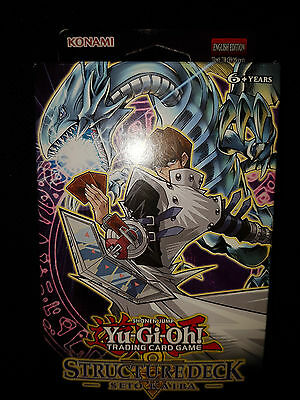Yugioh Seto Kaiba Structure Deck |BRAND NEW SEALED Yu-Gi-Oh! TCG for sale  Canada