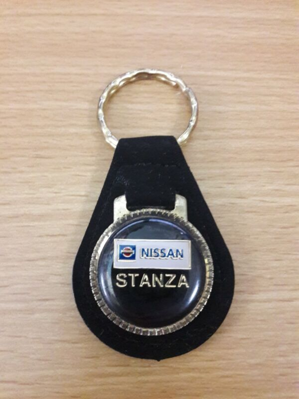 Vintage Nissan Stanza Keychain