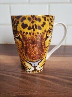 NOS Leopard Mug Paul Cardew New Bone China England