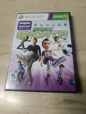 Kinect Sports Xbox 360 for sale  Shipping to Nigeria