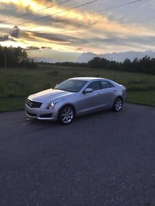 2014 Cadillac ATS  (41,000km Reduced to 18,500$)