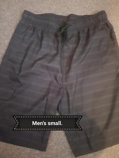 4 pair's of men's shorts .
