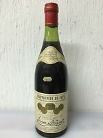 Chateauneuf Du Pape Annata 1967 Leonce Bocquet 75cl 12,5% Vintage -  - ebay.it