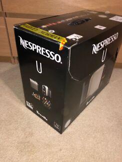 Nespresso U Solo Breville Coffee Machine - Brand New