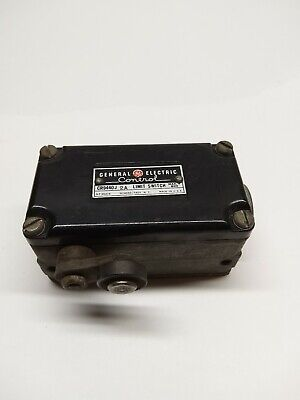 Lot Of 2 General Electric Control Limit Switch Cr9440j2a 600v No Box