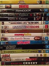 Variety Of Dvds Upper Coomera Gold Coast North Preview