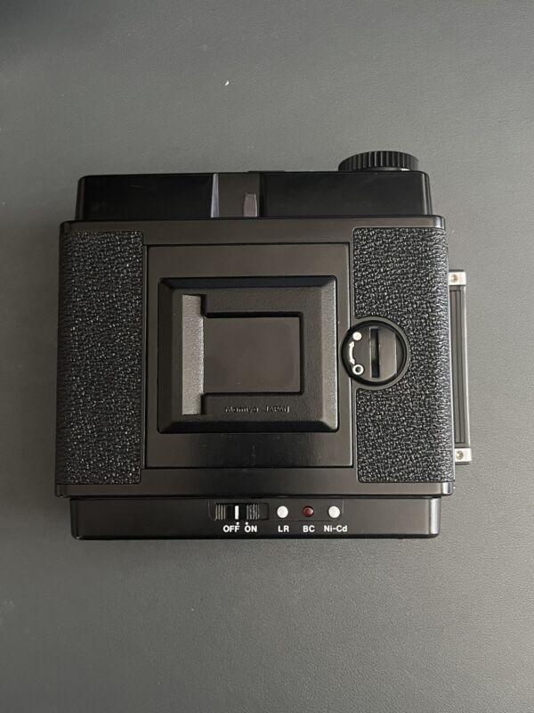 Mamiya RB67 6x8 Motorized 120/220 Film Back Pro S SD from USA