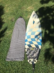 Chilli Shortboard 6'1