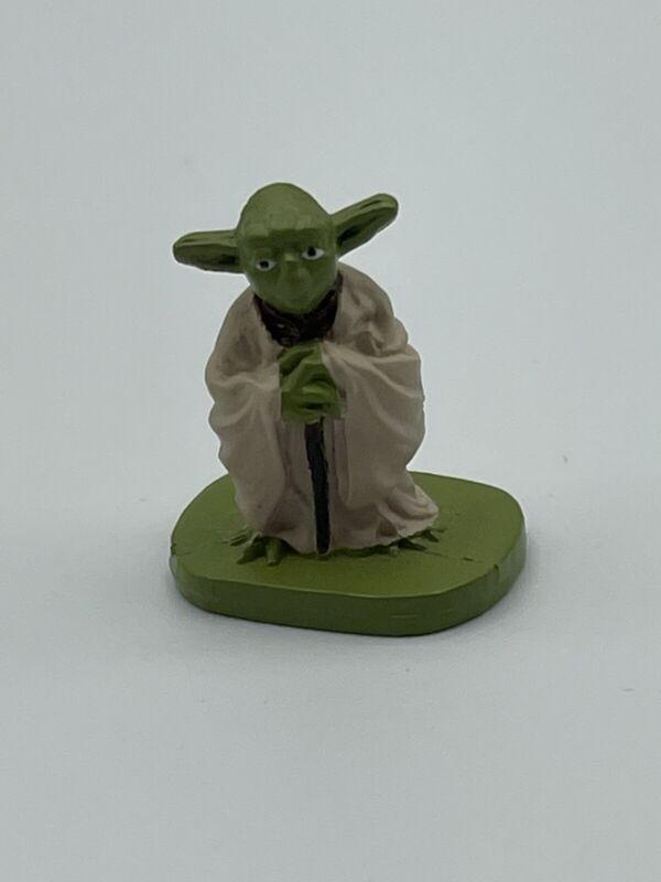 Disney Parks Collector Pack Series 12 (Star Wars) Yoda Figurine