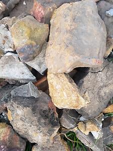 Bush rock an sandstone rocks for FREE!! Mount Druitt Blacktown Area Preview
