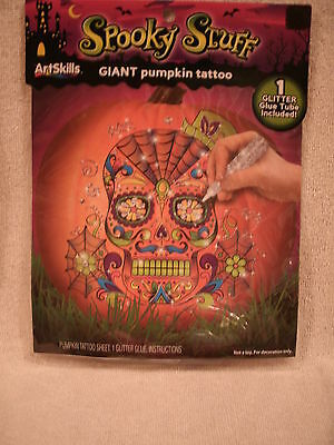 Giant Pumpkin Tattoo (Pumpkin Tattoos)