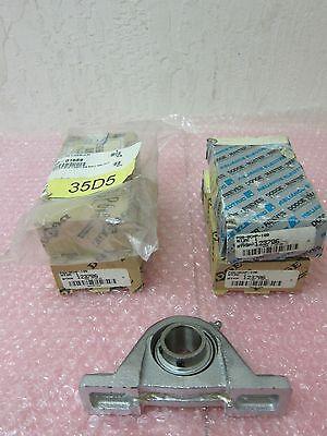 4 AMAT 3060-01689 BRG Pillow BLK 1.0 SFT 3/8 Bolt NKL P