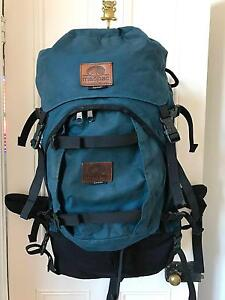 Macpac Zambesi Teal 75L Camping Hiking Backpack Rucksack Day Pack Richmond Yarra Area Preview