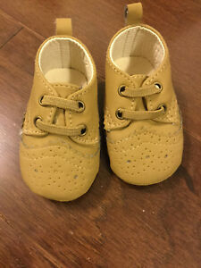 Baby boy shoes 0-3m