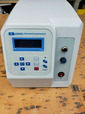 Ultrasonic Homogenizer Sonicator Processor Processor Unit And Power Cable Only