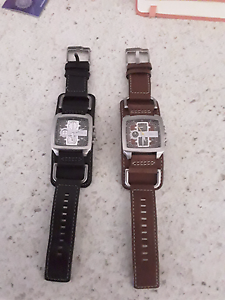 2 genuine Fossil watches  $90 each or $150 for both Carramar Wanneroo Area Preview