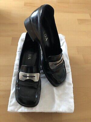 Prada Schuhe 38 Hoher Neupreis Prada Schuhe Für Frauen