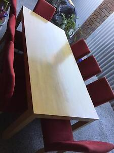 Table and chairs Eden Hill Bassendean Area Preview