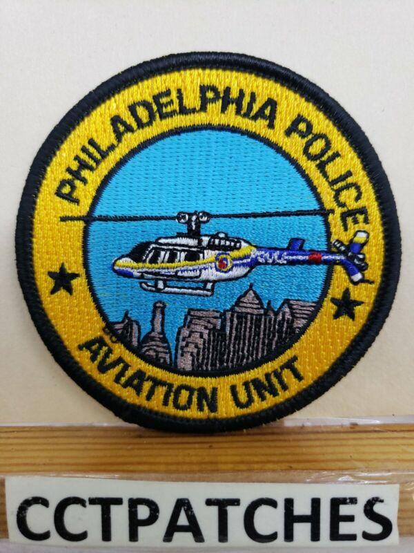 PHILADELPHIA, PENNSYLVANIA POLICE AVIATION UNIT SHOULDER PATCH PA
