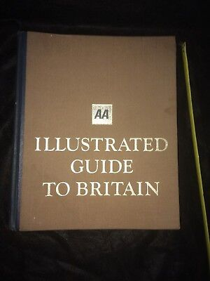 AA Illustrated Guide to Britain Hardback Book 1983 for sale  Coventry