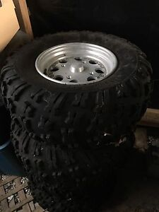 2014 can am renegade rims and tires
