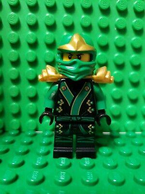 Lego Ninjago Lloyd Final Battle Green Ninja Minifigure njo070 from Encyclopedia