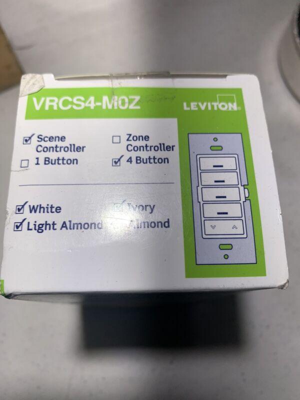 Leviton VRCZ4-MOZ Z-WAVE SWITCH