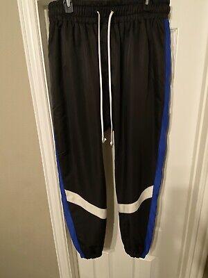 Daniel Patrick Parachute Track Pants Jogger Side Stripe Size XL Sold Out $350+