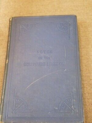 Peloubets Select Notes On The International Lessons Antique Book 1897 Bible