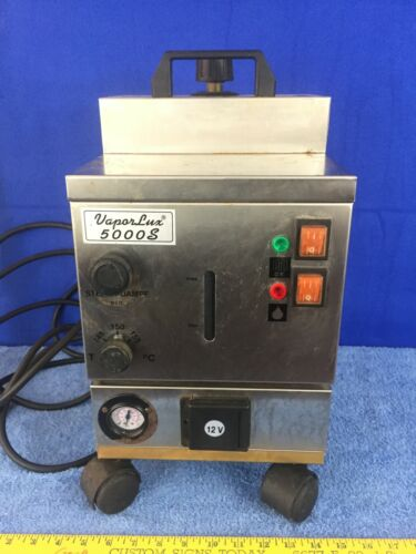 VaporLux 5000 S Commercial Steam Cleaner PARTS REPAIR ONLY
