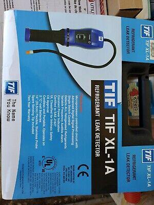 Tif Part Tif Xl-1a Refrigerant Leak Detector