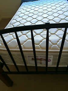 Single bed with mattress Marsden Logan Area Preview