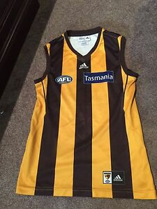 Official Afl Hawthorn Jersey (child size 11-12y) Ellenbrook Swan Area Preview