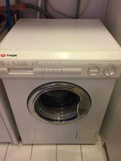 Thor TWM806 Clothes Washing Machine front-loader 6kg Dulwich Hill Marrickville Area Preview