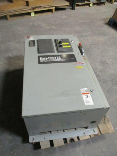 Cutler-Hammer Easy-Start Soft Start ES120-5EL-11738 460/500/575V 120A 50/60Hz
