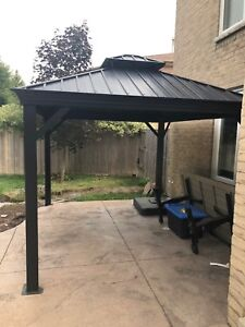 Sojag Messina Sun Shelter Gazebo 10x12