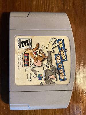 tom and jerry n64 Fists Of Furry Nintendo