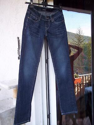 Gebraucht, einwandfreie Jeans von R. Display - Gr. 34 - topp Stretchjeans  gebraucht kaufen  Neustadt