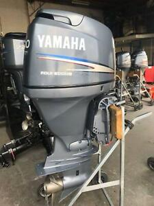 100hp Yamaha 4 stroke outboard Southport Gold Coast City Preview