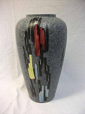 alte Vase 60er Jahre Blumenvase Dekoration