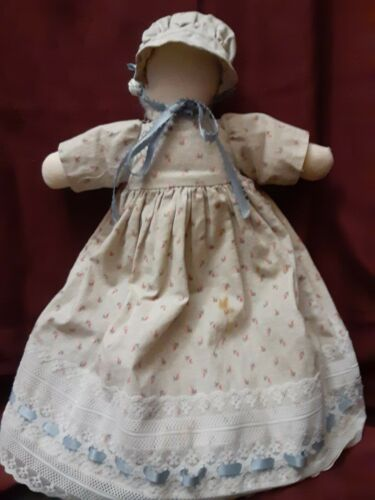 Faceless Amish Rag Doll - $4.98