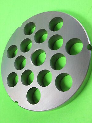 Size 42 X 34 Meat Grinder Disc Plate For Cabelas 1 34 Hp Biro Hobart
