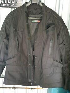 La Corsa motorcycle jacket. $65.