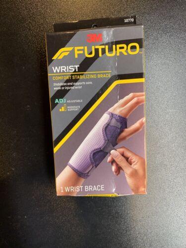 """Adjustable Reversible Splint Wrist Brace, Fits Wrists 5 1/2"""""""