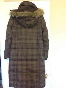 Columbia Down filled ladies winter coat