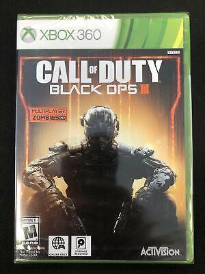 Xbox 360: Call of Duty: Black Ops III (Sealed)