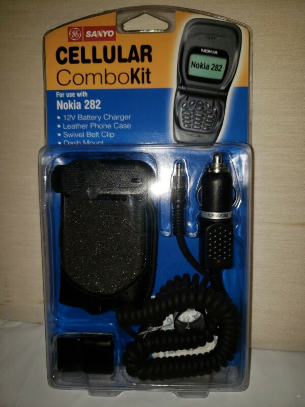 Nokia 282 Car Charger Case Dash Mount Accessories Sanyo NEW  819