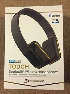 Air-FI Touch Bluetooth wireless headphones