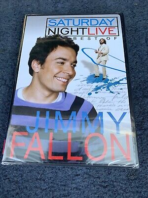 BEST OF SATURDAY NIGHT LIVE JIMMY FALLON DVD NEW SEALED FREE