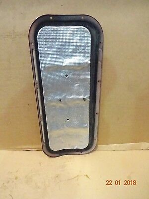 FERRARI 360 ENGINE INSPECTION COVER   F360 ENGINE REMOVABLE COVER